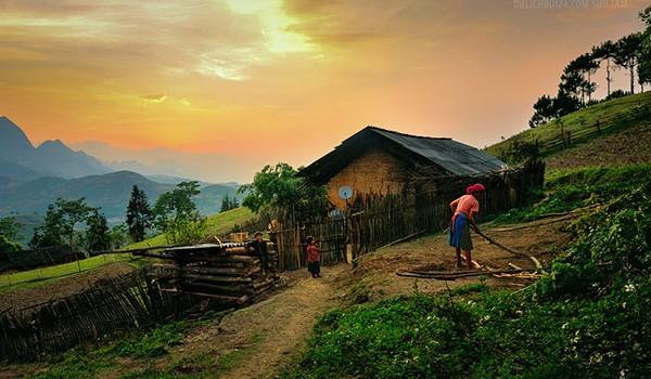 Hà Giang- mảnh đất tươi đẹp và thơ mộng