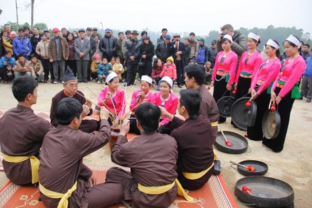 Nét văn hóa đặc sắc của người dân ở lễ hội Cồng Chiêng