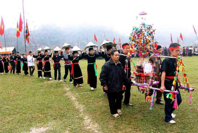 Lễ hội đặc sắc mang đậm nét văn hóa, truyền thống ở Hà Giang
