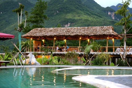 Vẻ đẹp tuyệt mỹ của khu nghỉ dưỡng Mai Châu Ecolodge