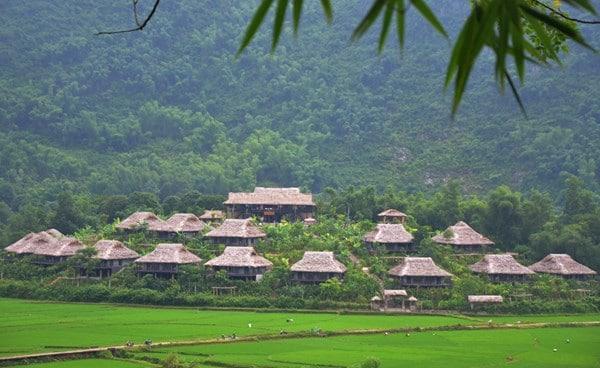 Mai châu Ecolodge- Điểm du lịch nghỉ dưỡng lý tưởng
