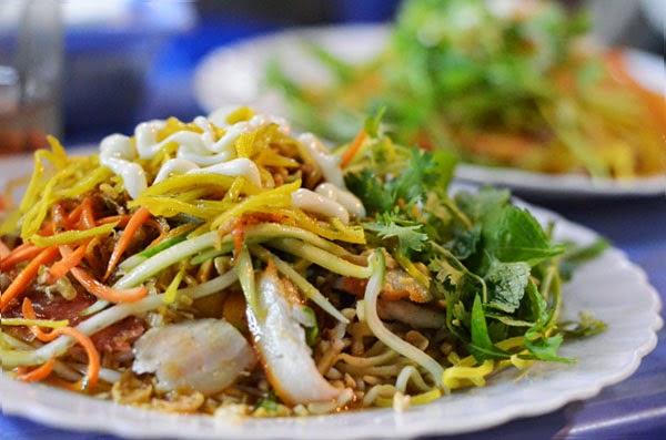 Phở chua - Món ăn đặc sản Hà Giang