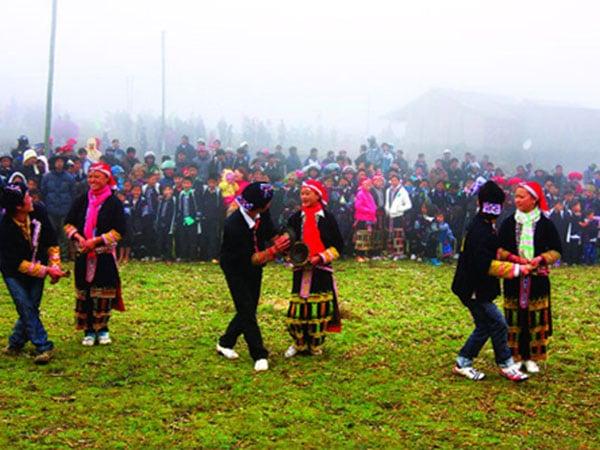 Văn hóa đặc sắc trong lễ hội ở người Dao