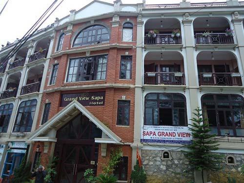 Khách sạn 2* Grand View