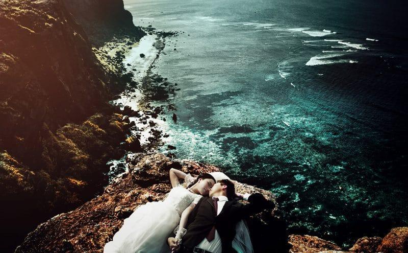 Đảo Lý Sơn - Thiên đường của những bức ảnh cưới tuyệt đẹp