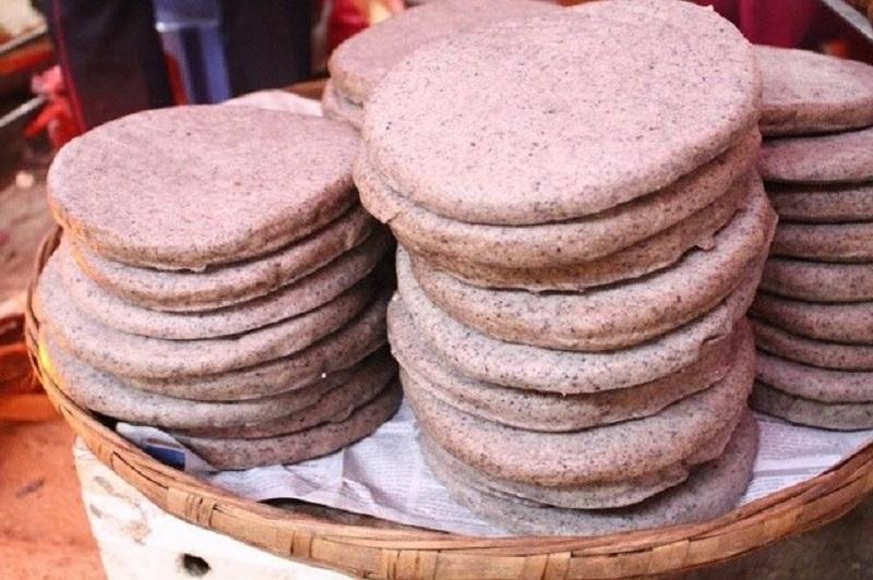 Bánh tam giác mạch, đậm đà hương vị của núi rừng