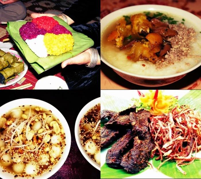 Những món ăn độc đáo cũng chính là một trong những điểm hấp dẫn du khách khi đến Hà Giang