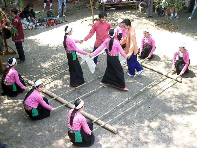 Vẻ đẹp văn hóa đặc sắc của Mai Châu