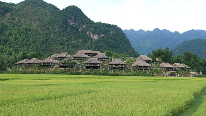 Vẻ đẹp thung lũng Mai Châu