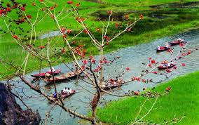 Xuôi dòng Suối Yến – Chùa Hương vào mùa thu.