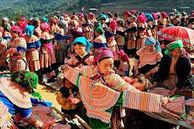 Đặc sắc Chợ phiên Bắc Hà – Lào Cai