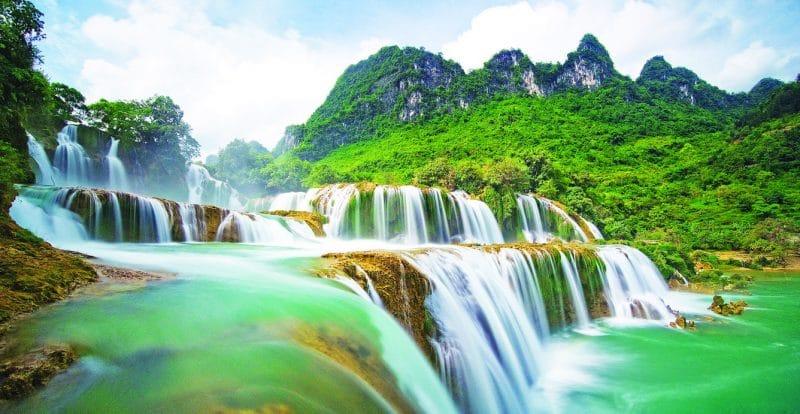 Thác Bản Giốc – quà tặng vô giá từ thiên nhiên