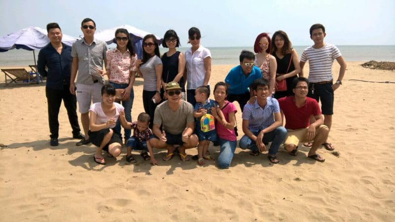 Công ty TNHH Mitutoyo Việt Nam du lịch Sầm Sơn – Vạn Chài Resort 2 ngày 1 đêm