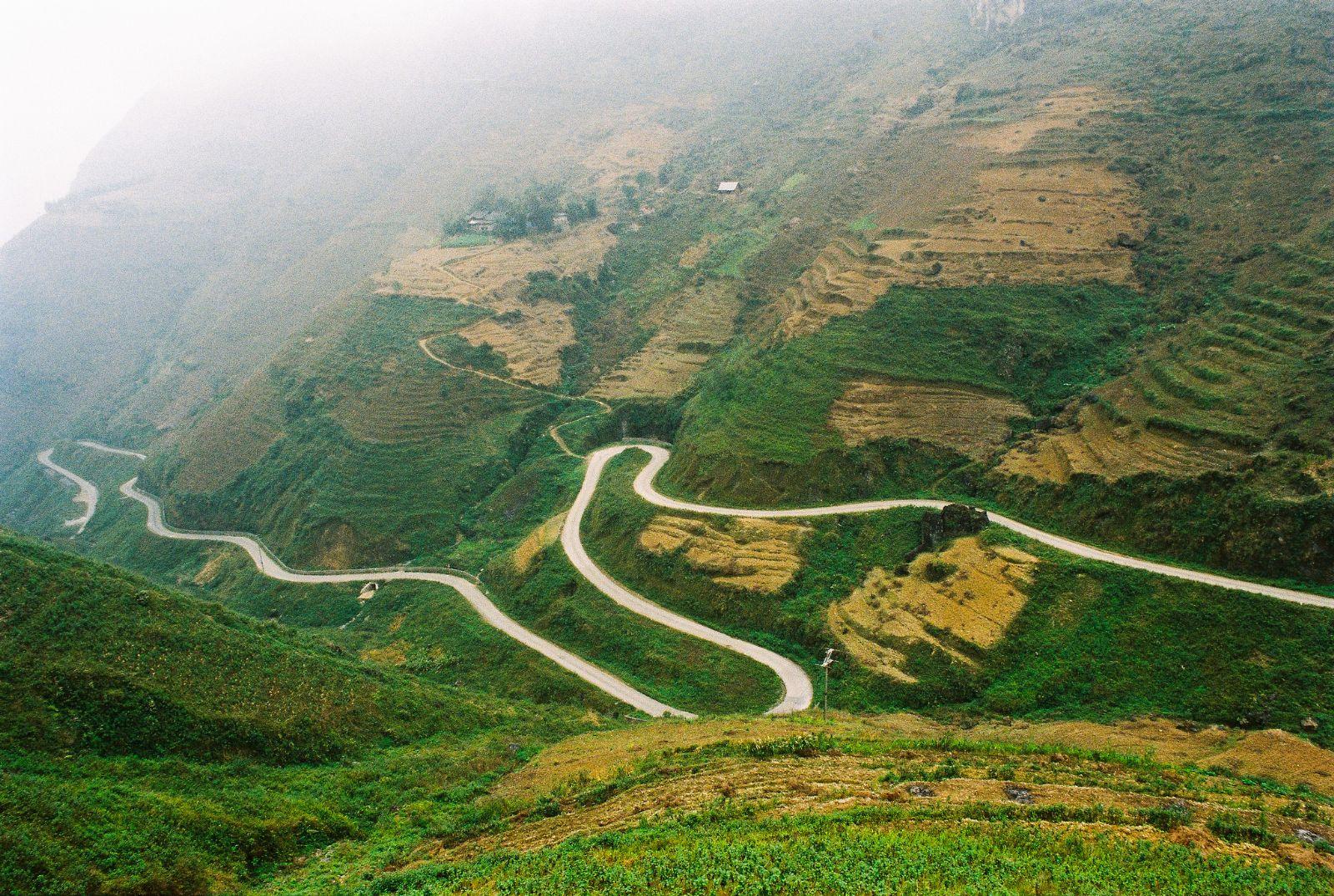 Đèo Mã Pì Lèng - Con đèo hiểm trở bậc nhất miền núi phía Bắc