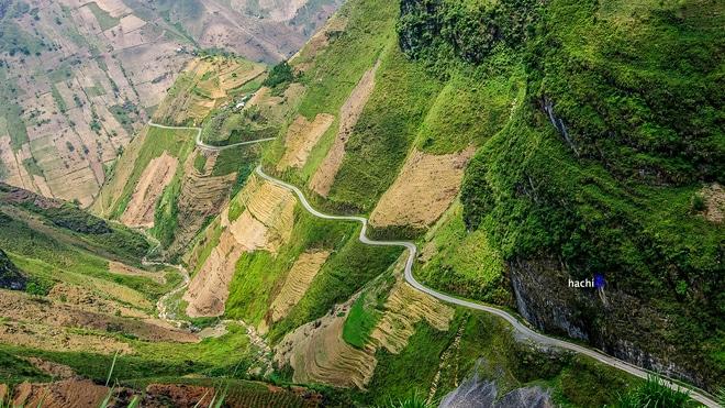 Mã Pí Lèng - Một trong tứ đại đỉnh đèo miền Bắc