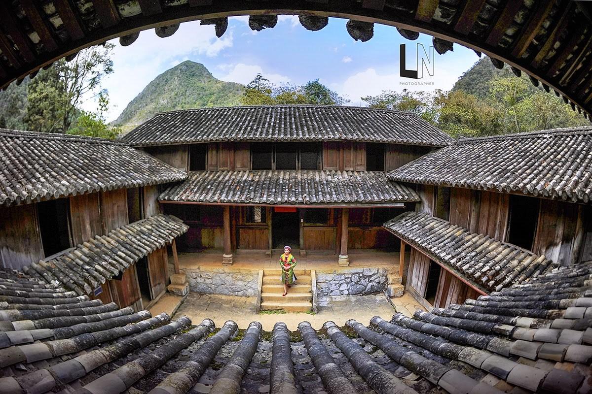 Dinh thự họ Vương với lịch sử hàng trăm năm