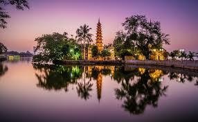 Vẻ đẹp ngôi chùa cổ nhất Thăng Long – Hà Nội