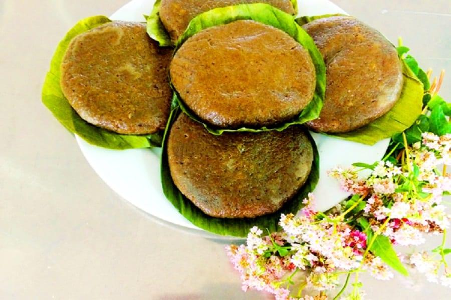Bánh Tam Giác Mạch là món ăn được nhiều người yêu thích