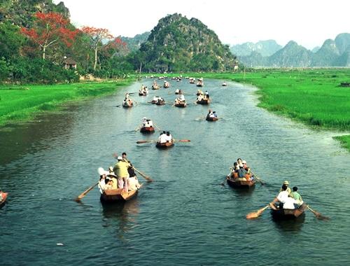 Trẩy hội Chùa Hương 2016