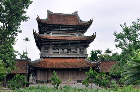 Du lịch đền Trần – chùa Keo – đền Tiên La