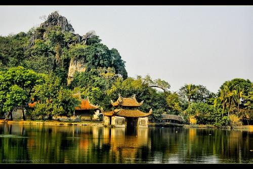 Du lịch chùa Thầy – chùa Tây Phương 1 ngày