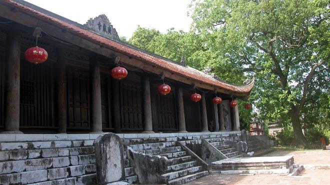 Du lịch chùa Thầy – chùa Tây Phương – chùa Trăm Gian