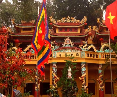 Du lịch Lạng Sơn – đền mẫu Đồng Đăng – Tam Thanh