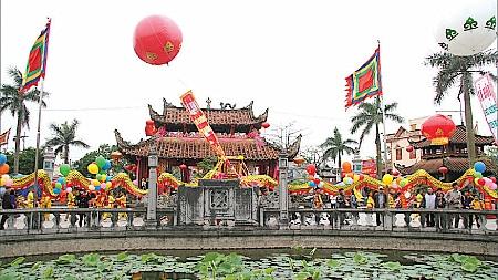 Tour Nam Định: đền Trần – Phủ Dầy – chùa Cổ Lễ