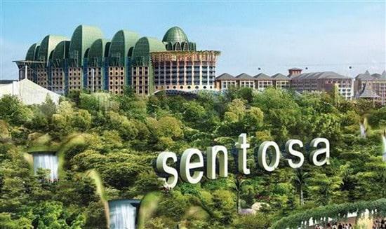 Đảo Sentosa – Điểm du lịch cực kỳ hấp dẫn tại Singapore