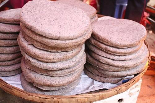 Bánh tam giác mạch- món bánh hấp dẫn được làm từ hạt tam giác mạch