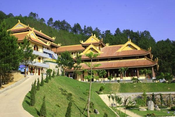 Tour Hà Nội – Tây Thiên – Thiền viện Trúc Lâm 1 ngày