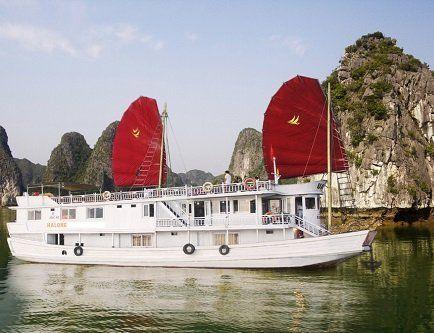 Du lịch Hạ Long 3 ngày ngủ tàu Ocean Cruise + khách sạn