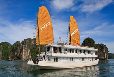 Du lịch Hạ Long 3 ngày 2 đêm ngủ tàu Golden Star 3 sao + khách sạn 3*