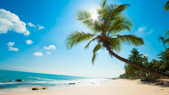 Vẻ đẹp tuyệt mỹ của biển đảo Phú Quốc