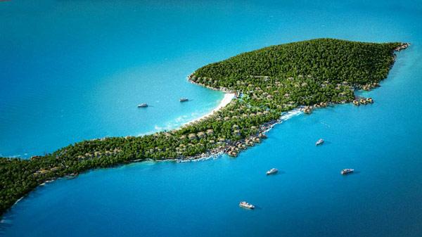 Toàn cảnh vẻ đẹp của biển đảo Phú Quốc