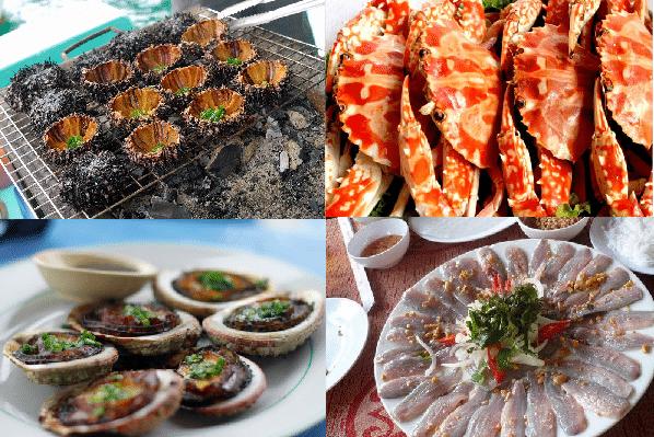 Những món ngon nức tiếng mang đậm hương vị biển cả của Phú Quốc