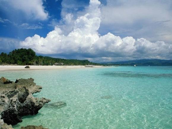 Vẻ đẹp trong lành, xanh mát rượi của biển đảo Quan Lạn