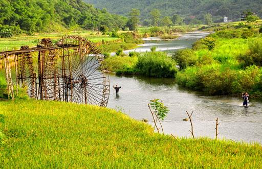 Những địa điểm thú vị khi đến với Pù Luông