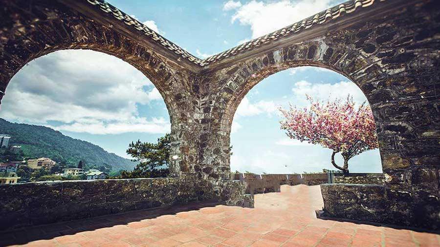 Cổng trời Tam Đảo thơ mộng