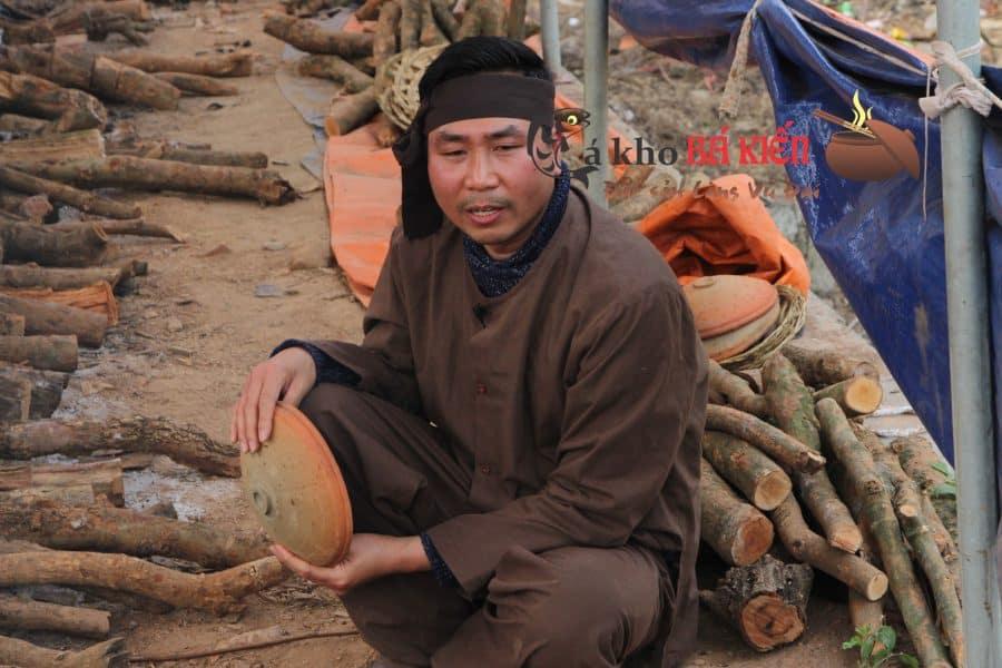 Món ăn đặc sản cá kho làng Vũ Đại của quê hương Chí Phèo
