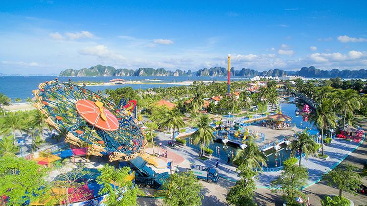 Khu vui chơi đảo Tuần Châu