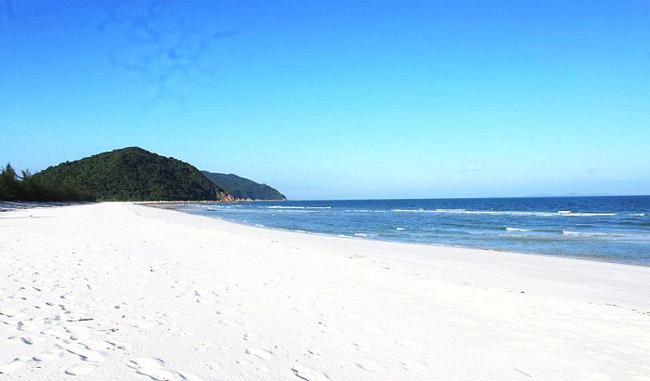 Vẻ đẹp biển đảo Quan Lạn