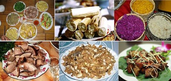 Các món ăn đặc sản ở Mai Châu