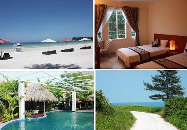 Khách sạn trên đảo Quan Lận