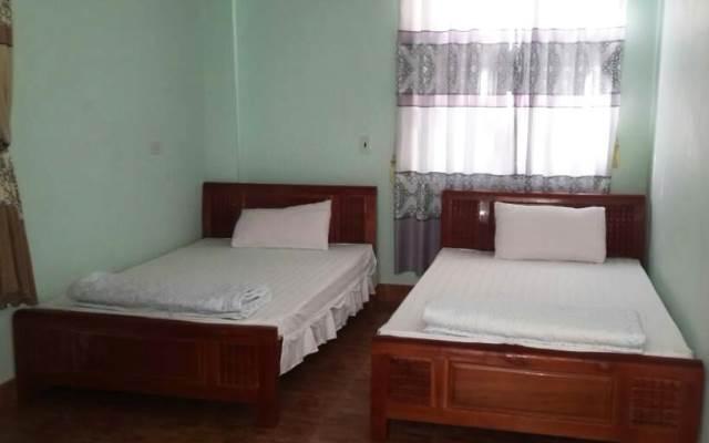 Phòng khách sạn bình dân tại Quan Lạn