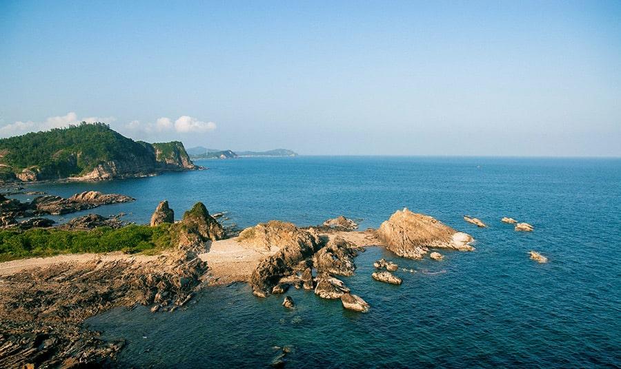 Hình ảnh hòn đảo Cô Tô tuyệt đẹp