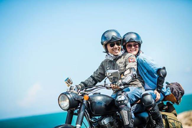 Phượt xe máy đến Quan Lạn