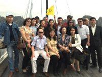 Đoàn cán bộ giáo viên trường tiểu học Xuân Đỉnh – Từ Liêm du lịch Hạ Long