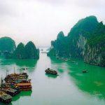 Khám phá vẻ đẹp của Vịnh Bái Tử Long