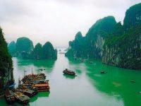Vẻ đẹp mà thiên nhiên ban tặng cho Vịnh Bái Tử Long
